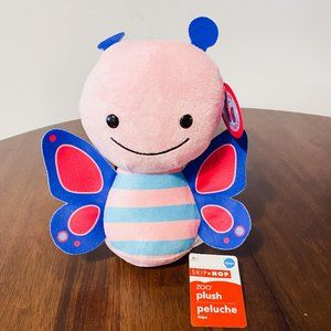 Skip Hop Butterfly Zoo Plush Animal
